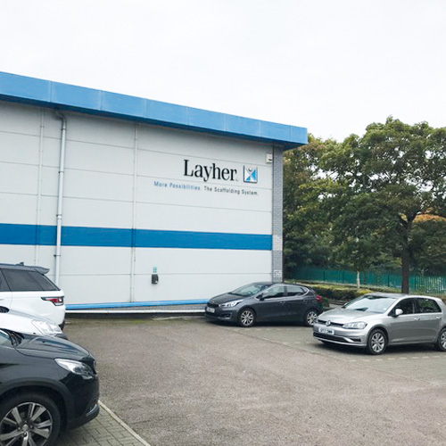 News Layher Open Day 2017 002